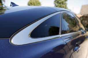 2013 Jaguar XJ V6 window trim