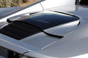 2013 McLaren MP4-12C Spider engine cover