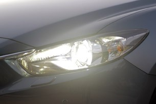 2014 Mazda6 headlight