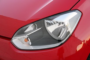 2012 Volkswagen Up! headlight