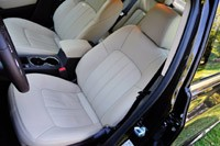 2013 Buick Verano Turbo front seats