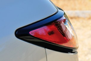 2013 Chevrolet Traverse taillight
