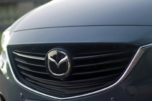 2014 Mazda6 grille