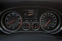 2013 Bentley Continental GT Speed gauges