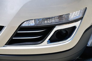 2013 Chevrolet Traverse fog light
