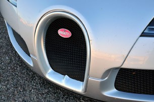 Bugatti Veyron 16.4 Grand Sport grille