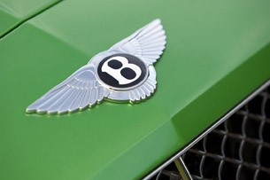 2013 Bentley Continental GT Speed logo