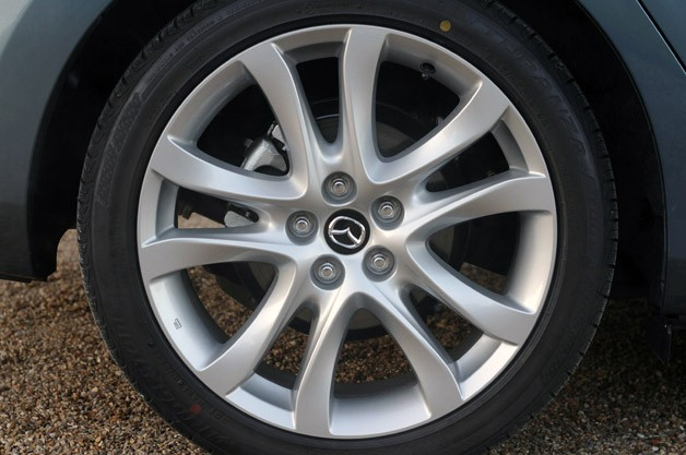 2014 Mazda6 wheel