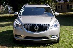 2013 Buick Enclave front view