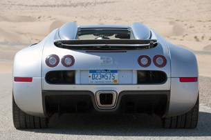 Bugatti Veyron 16.4 Grand Sport rear view
