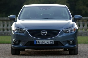 2014 Mazda6 front view