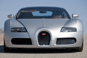 Bugatti Veyron 16.4 Grand Sport front view