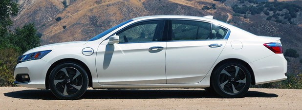 2014 Honda Accord Plug-In Hybrid side view