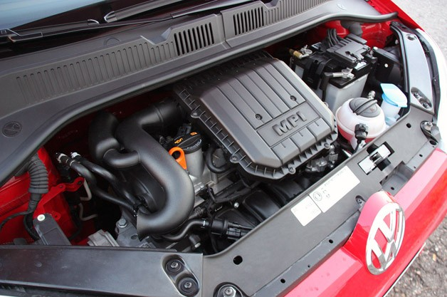 2012 Volkswagen Up! engine