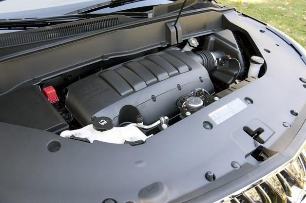 2013 Buick Enclave engine