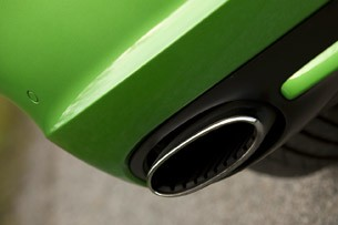 2013 Bentley Continental GT Speed exhaust tip