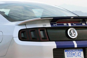 2013 Ford Shelby GT500 taillight