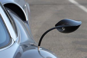 2013 Pagani Huayra side mirror