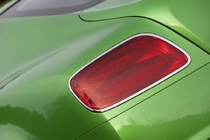 2013 Bentley Continental GT Speed taillight