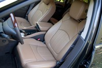 2013 Buick Enclave front seats