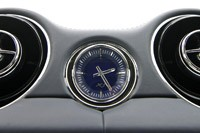 2013 Jaguar XJ V6 dash clock
