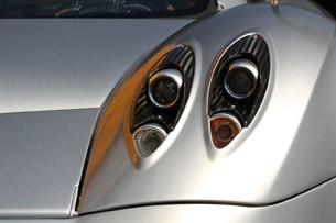 2013 Pagani Huayra headlights