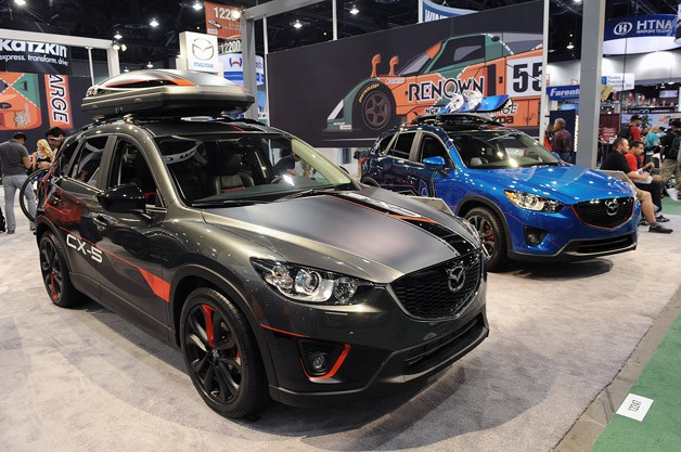 Related Gallery Mazda CX-5 Concepts: SEMA 2012