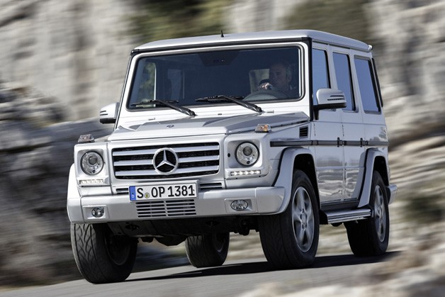 Mercedes mulling baby g wagon off roader clublexus for New mercedes benz g wagon