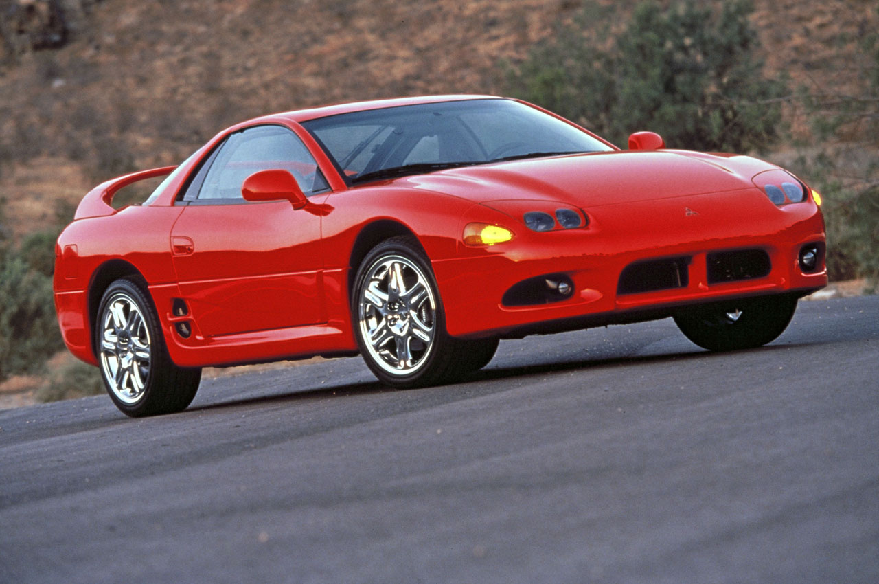1991 mitsubishi 3000gt photo gallery autoblog. Black Bedroom Furniture Sets. Home Design Ideas