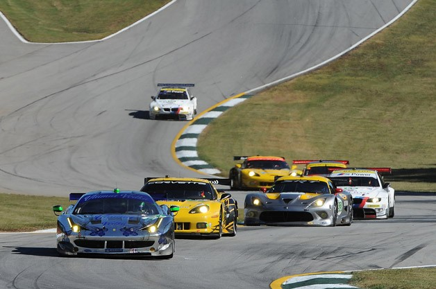 2012 Petit Le Mans