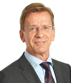Volvo CEO Hakan Samuelsson