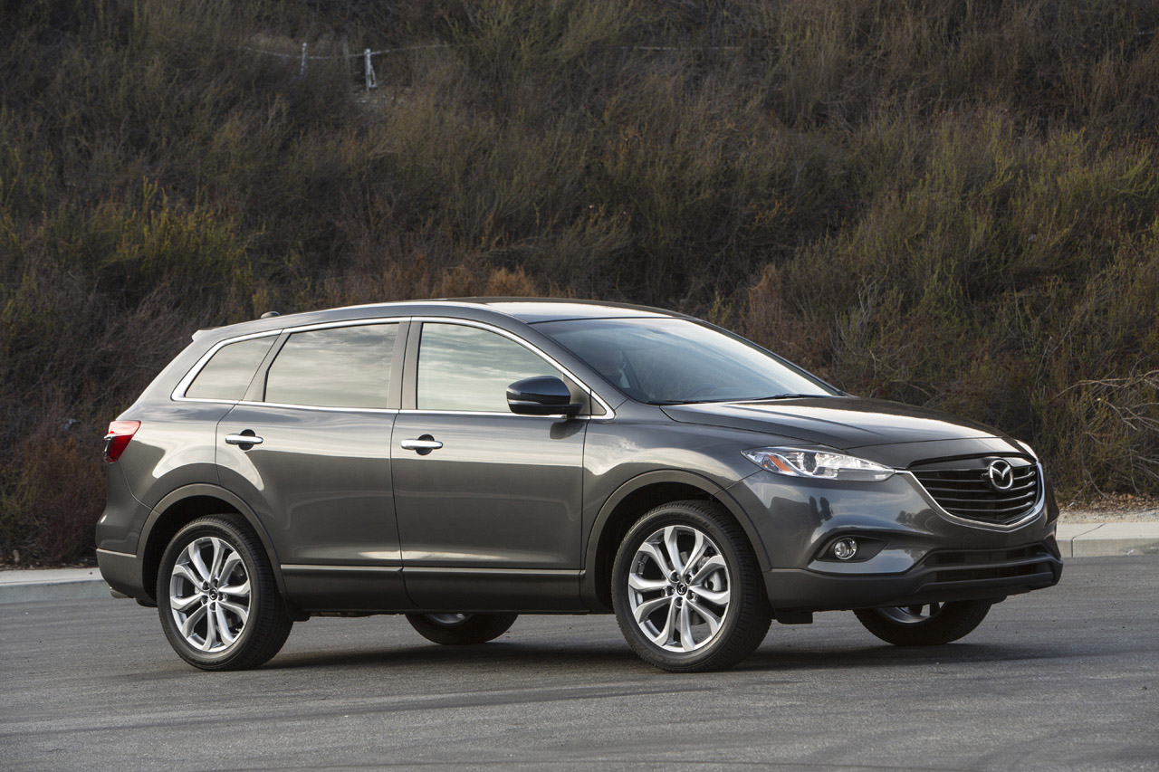 2013 Mazda Cx 9 Photo Gallery Autoblog