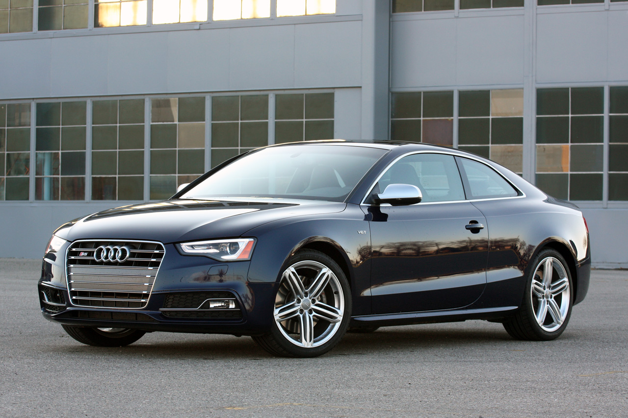 2013 Audi S5 Coupe Quick Spin Photo Gallery Autoblog