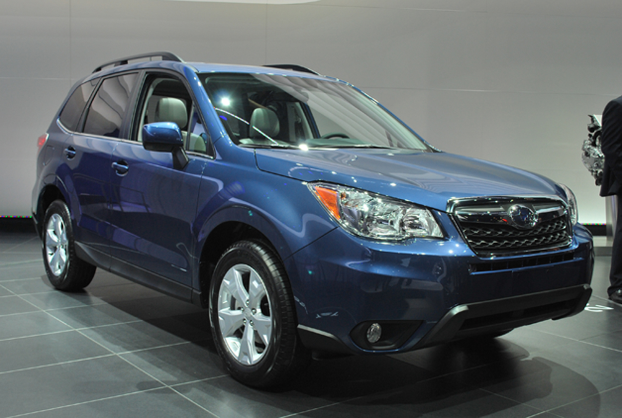 2014 subaru forester la 2012 photo gallery autoblog. Black Bedroom Furniture Sets. Home Design Ideas