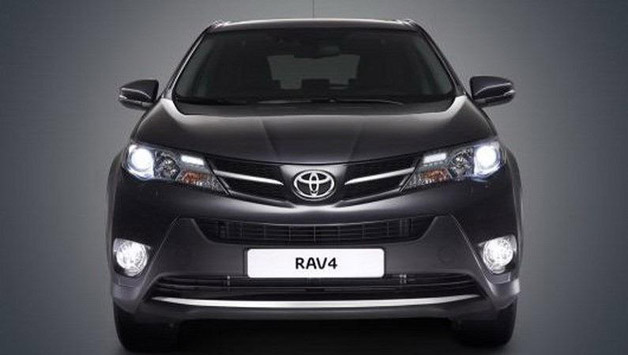 01 2013 Toyota Rav4 Leaked Photos 628