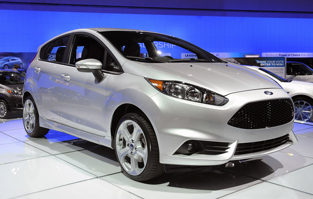 2014 Ford Fiesta ST