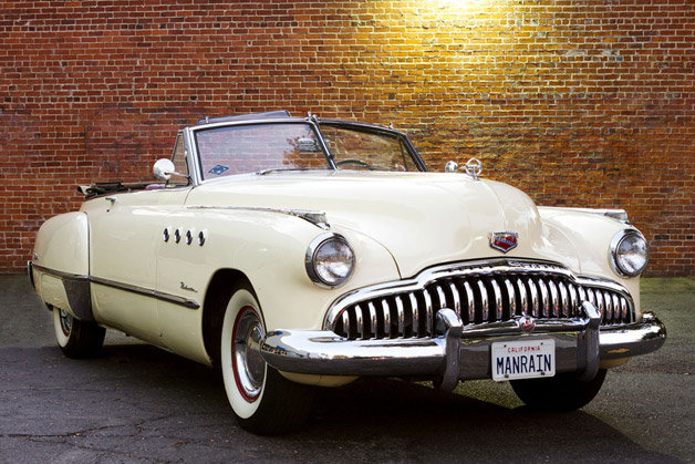 Rain Man 1949 Buick Roadmaster