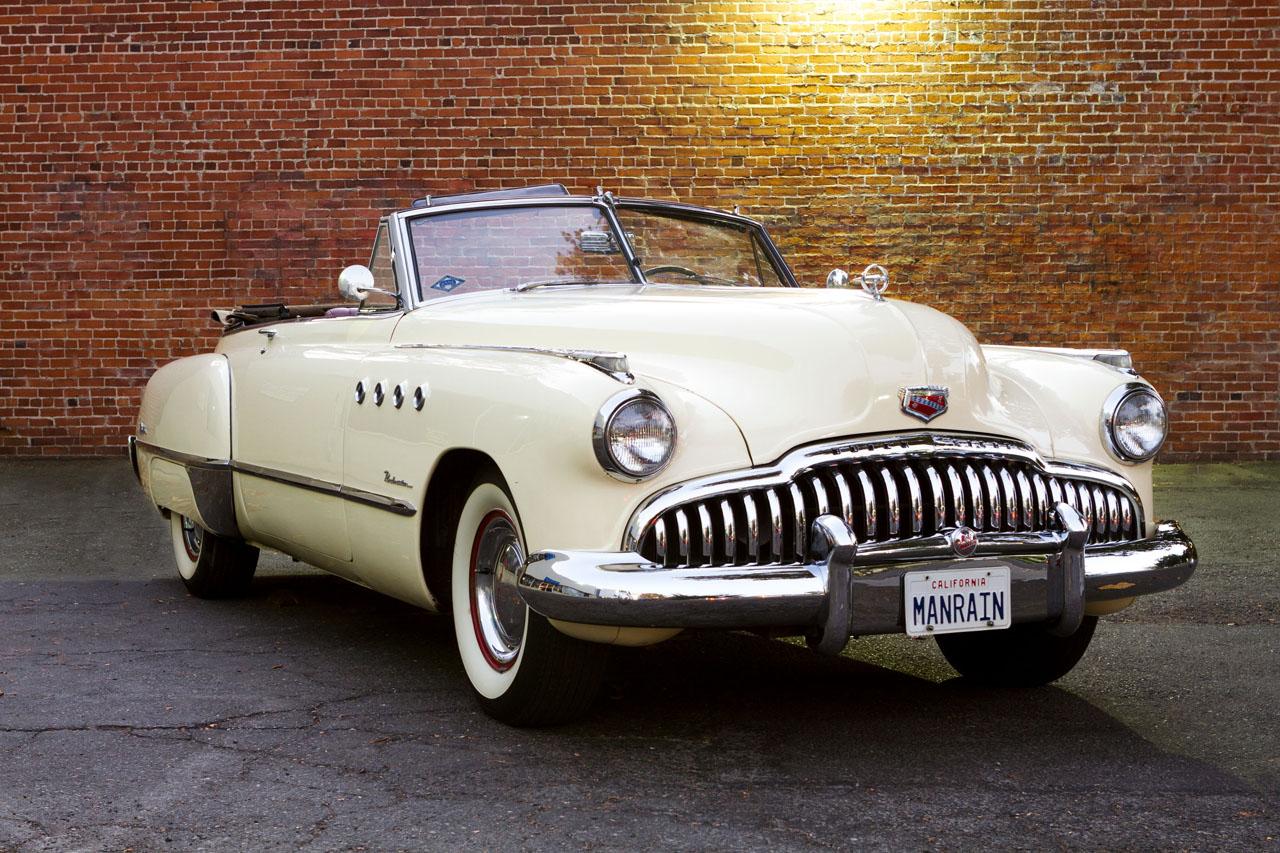 Be An Excellent Driver And Buy The 1949 Buick Roadmaster