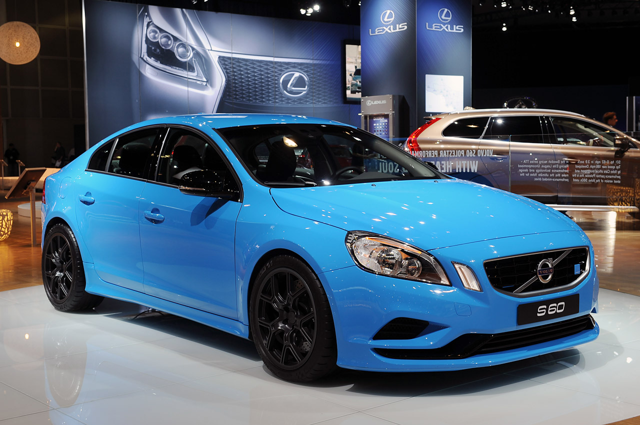Volvo Certified Pre Owned >> Volvo S60 Polestar Concept finally spotted in the flesh - Autoblog