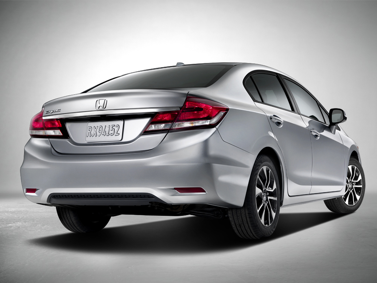 2013 Honda Civic Photo Gallery - Autoblog