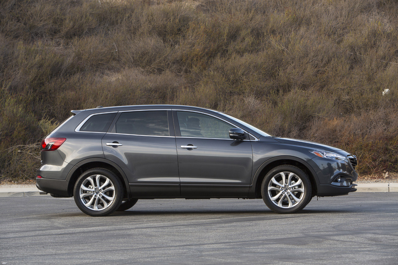 2013 mazda cx 9 photo gallery autoblog. Black Bedroom Furniture Sets. Home Design Ideas