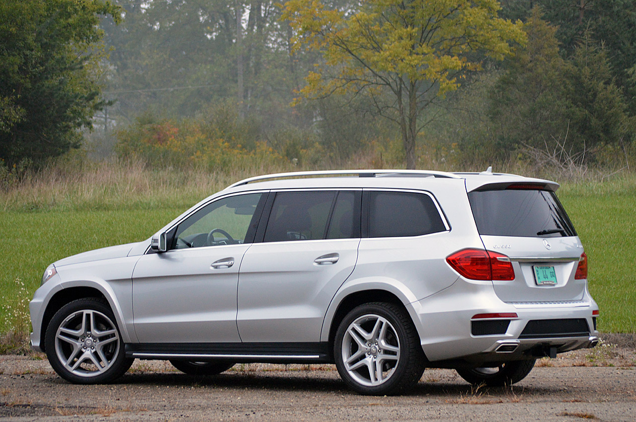2013 mercedes benz gl550 review photo gallery autoblog