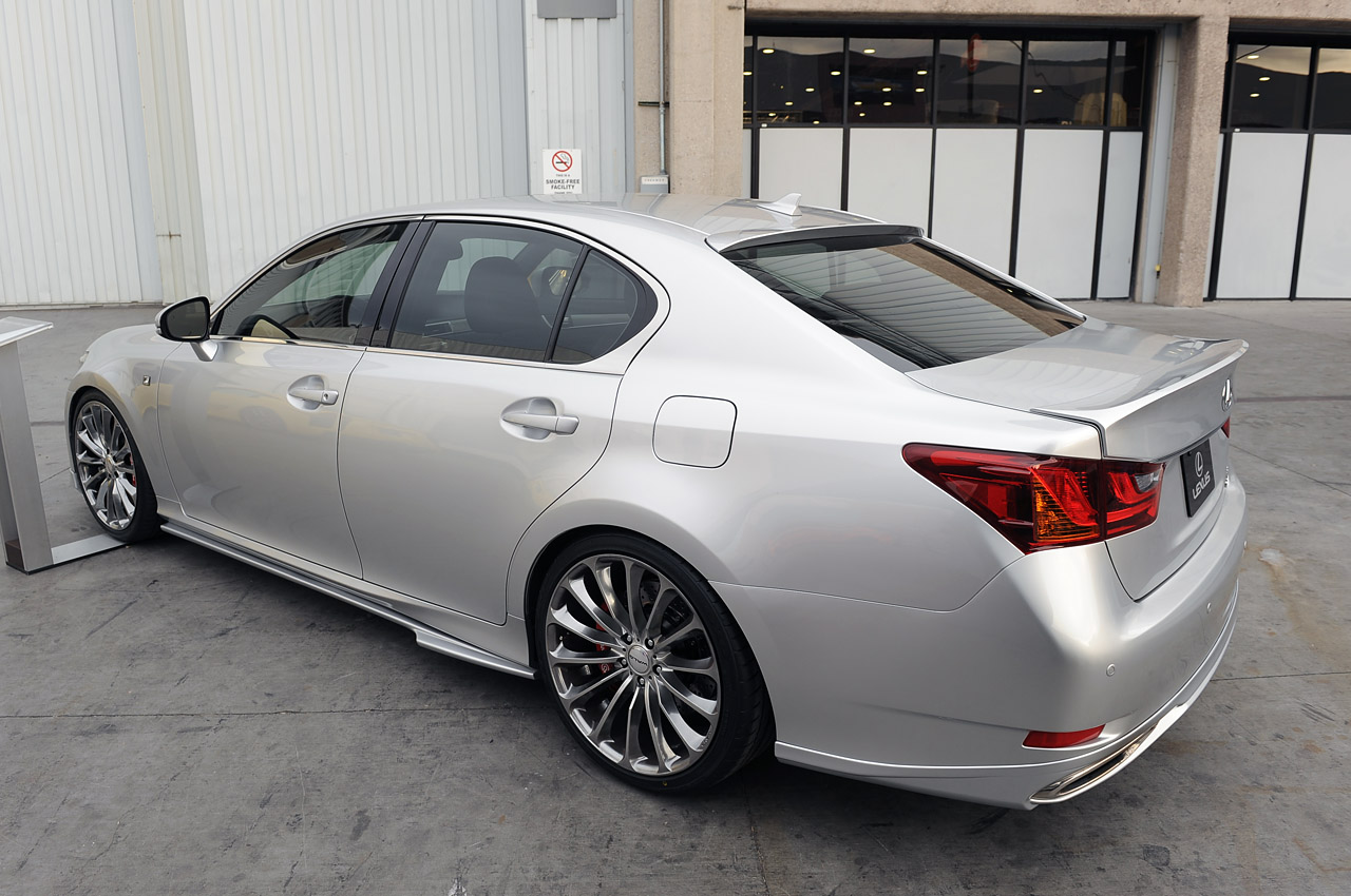 2013 Lexus GS 350 F Sport Supercharged Adds What Weve