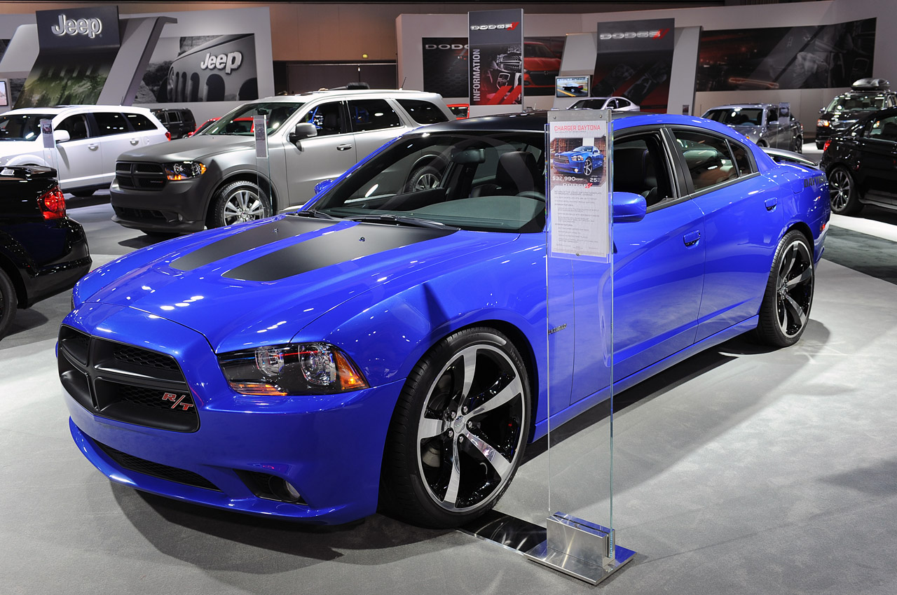 2013 Dodge Charger pays homage to its past with limited-edition Daytona package - Autoblog