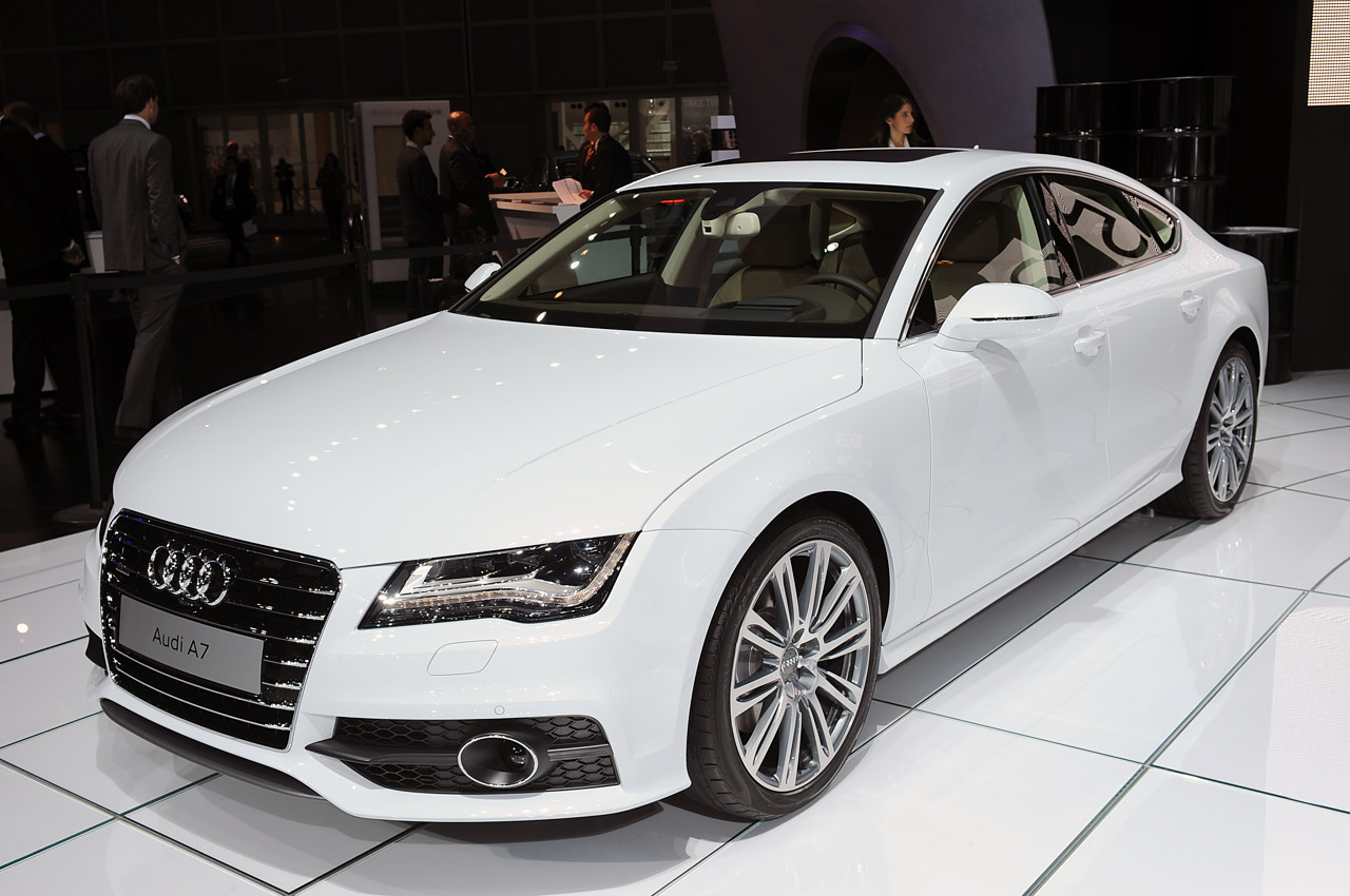 2014 Audi A7 Tdi La 2012 Photo Gallery Autoblog