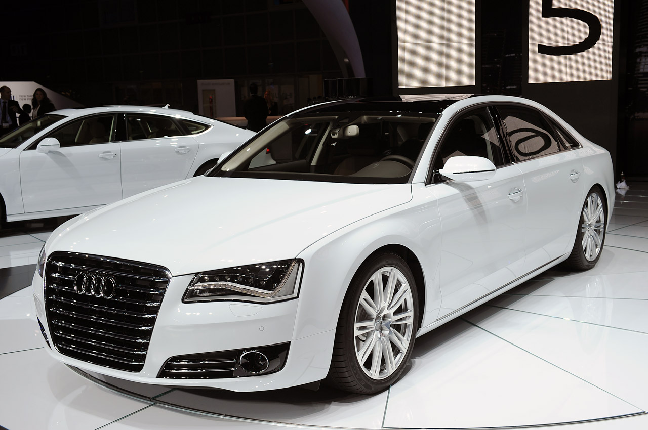 Pre Owned Audi >> Audi prices 2014 A8L TDI from $82,500* - Autoblog
