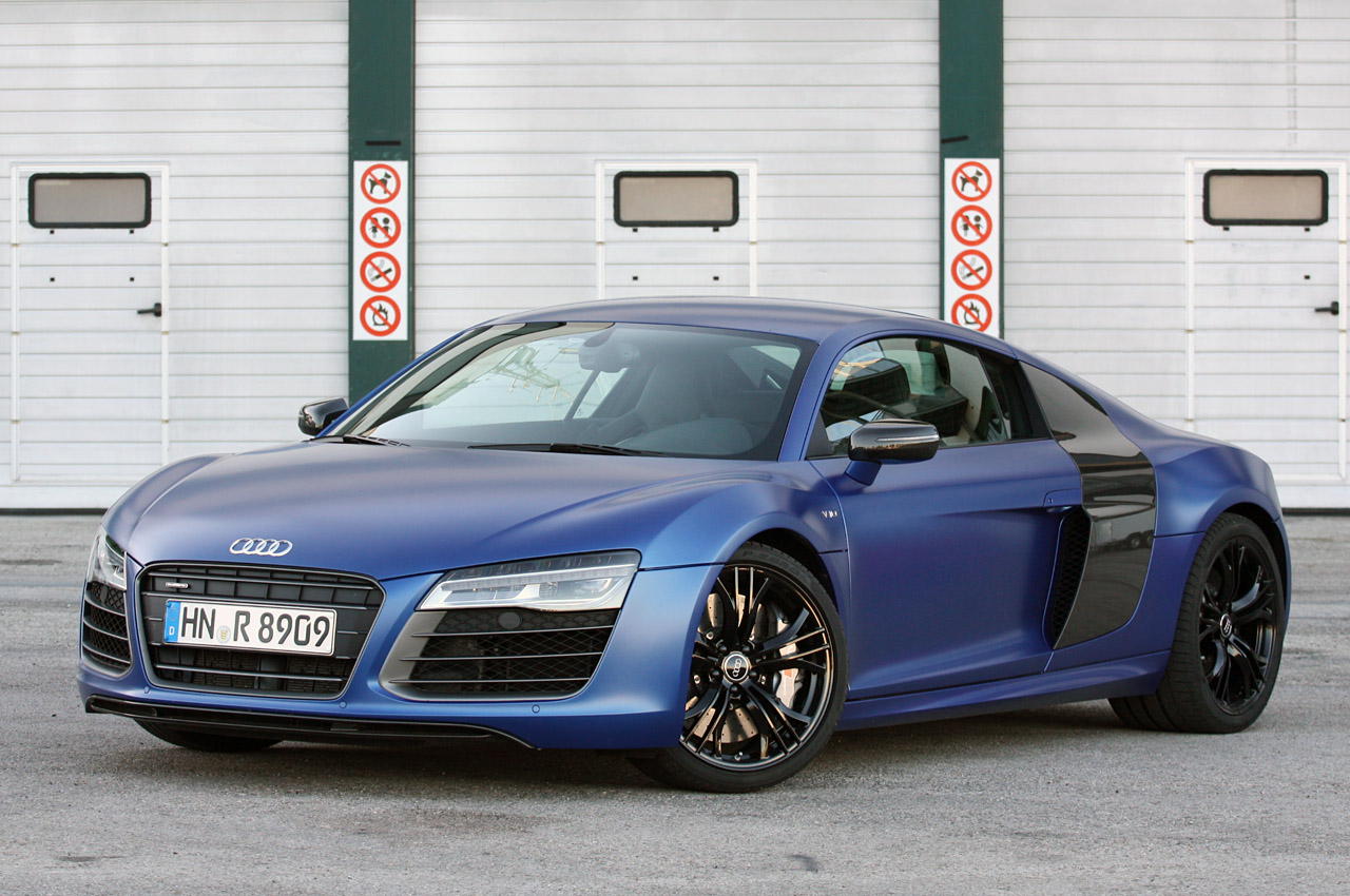 2013 audi r8 v10 plus dark cars wallpapers. Black Bedroom Furniture Sets. Home Design Ideas