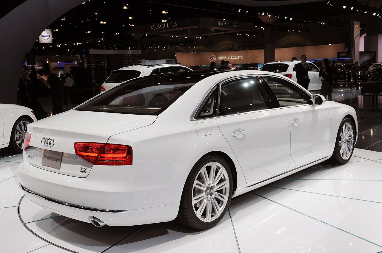 Audi Prices 2014 A8l Tdi From 82 500 Autoblog