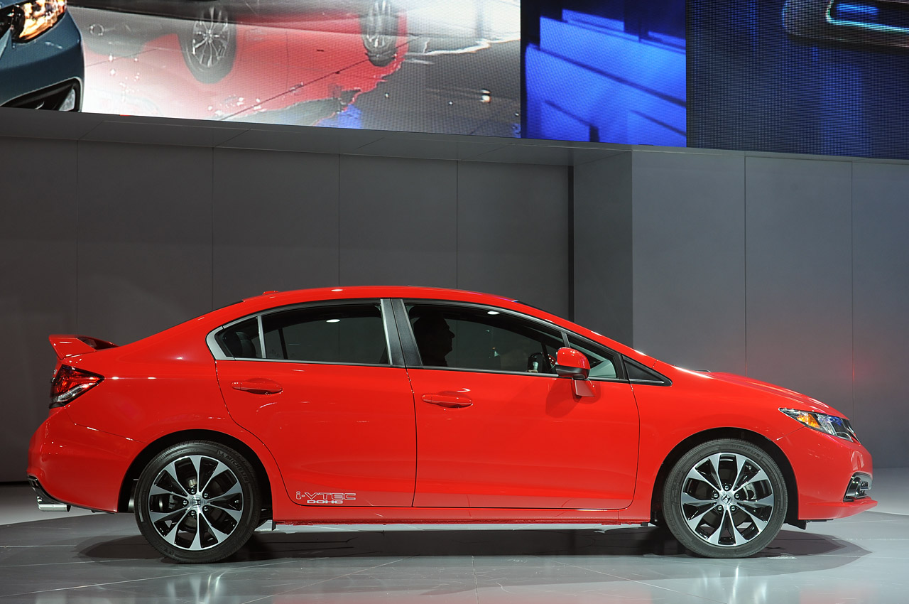 Honda Debuts The 2013 Civic That Will Fix Everything