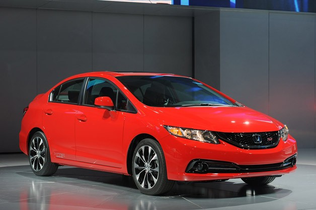 Honda Civic 2013 Redesign